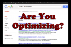 Are You Optimizing As Much As You Should?