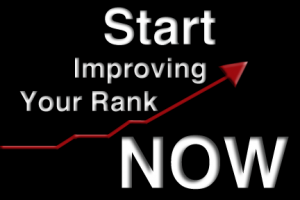 Start Improving Your Rank Now