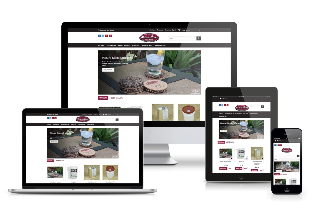 NatureStone_StoreFront_responsive-webdesign